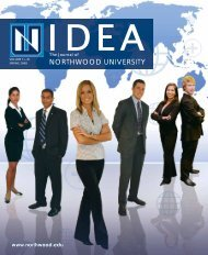 IDEA - Northwood University