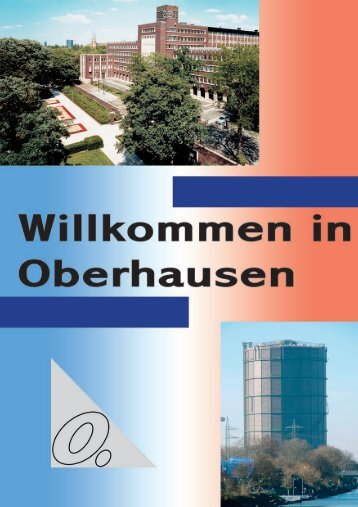 Willkommen_A5.ps, page 1-36 @ Normalize - Stadt Oberhausen