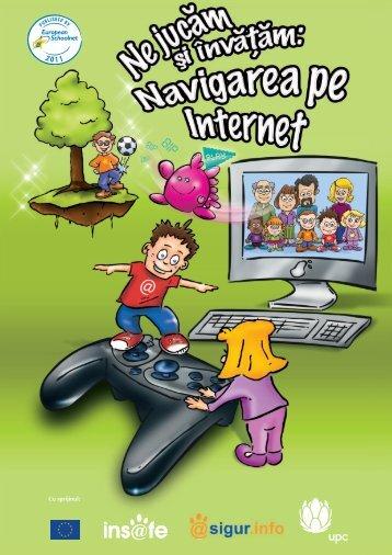 Navigarea pe Internet - Insafe