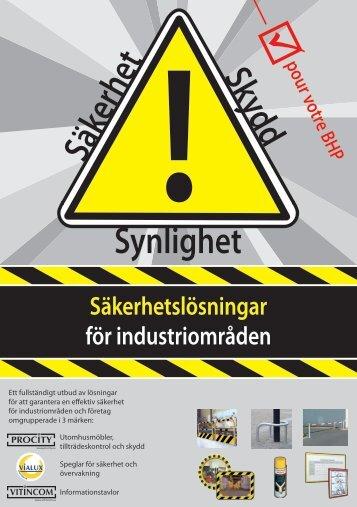 Blad Industri