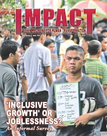 Php 70.00 Vol. 46 No. 6 • June 2012 - IMPACT Magazine Online!