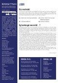 Nyhedsbrev nr. 8 - marts 2011 - kokkedal på vej - Page 2