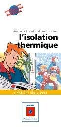 l'isolation thermique - Kiagi.org