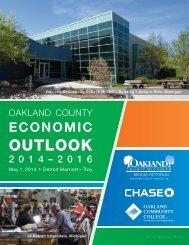 OUTLOOK - Economic Development and Community Affairs