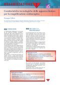 Caratteristiche tecnologiche delle apparecchiature per la ... - Page 5