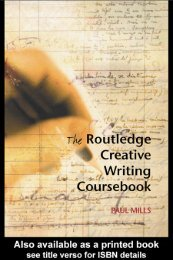 9780415317856_the_routledge_creative_writing_coursebook