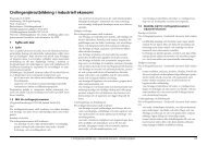 Civilingenjörsutbildning i industriell ekonomi - Student LTH