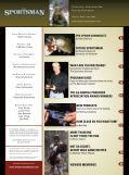 Outfitting you for seasons of success. - The Sportsman Channel - Page 5