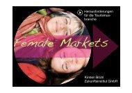 female markets (Dipl. Volkswirtin Kirsten Brühl)