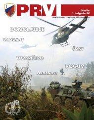 Leto VIII/03 - Slovenska vojska