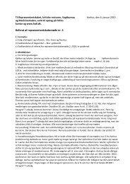 Referat af repræsentantskabsmøde 3 jan - fadl.dk