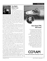 Betty Gray - The Oley Foundation