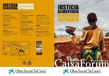"""Del 11 de octubre al 6 de enero de 2013 ... - Obra Social """"la Caixa"""""""