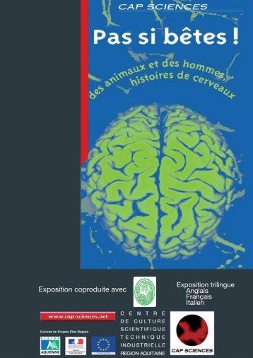 Dossier de présentation - Cap Sciences