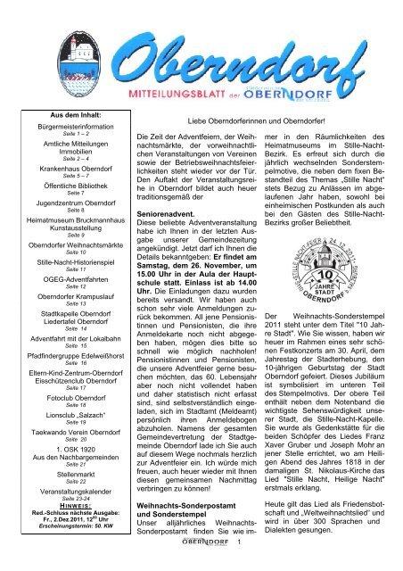 Treffen in Oberndorf fr Menschen mit Typ-2-Diabetes