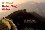 Ni Hao! Guten Tag, China! - Marie-Therese Schins