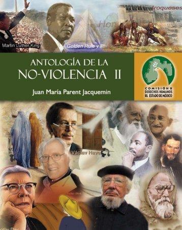 Antología de la No-violencia II - codhem