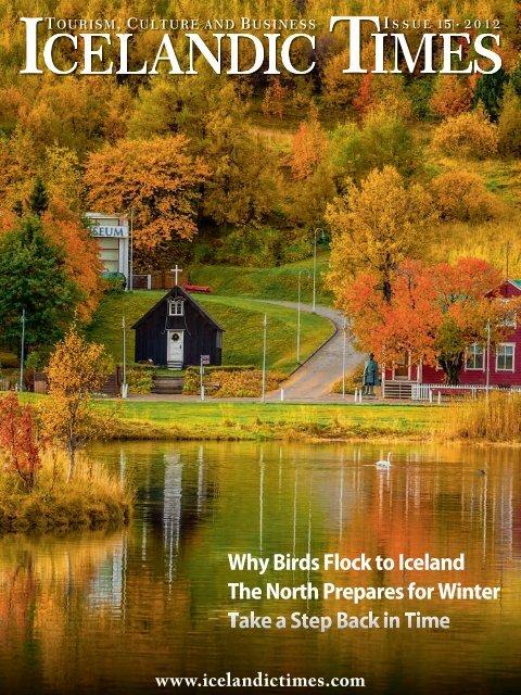 Why Birds Flock to Iceland The North Prepares for ... - Land og saga