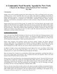 A Community Food Security Agenda for NYS - Hunger Action ... - Page 2