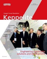 July 2012 - Keppel Corporation