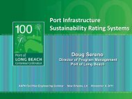 Port Infrastructure Sustainability Rating Systems - staging.files.cms ...