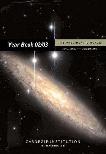 PDF Version (1.2 MB) - Carnegie Institution for Science