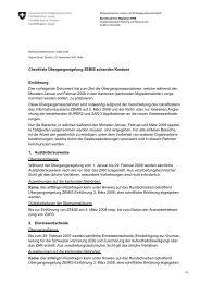 Checkliste Übergangsregelung ZEMIS zuhanden Kantone ...