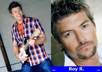 Roy R. - Modern-Models & Concerts