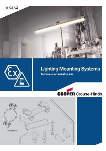 Lighting Mounting Systems - Safeexit A/S