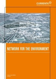 Network for the environment (Engl.) (PDF / 765 KB) - Currenta