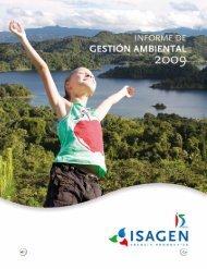 Informe de Gestión Ambiental - Isagen