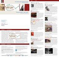 Program april – juni 2008 Det Italienske Kulturinstitut