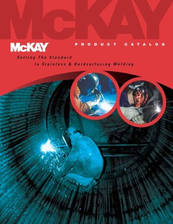 McKay Product Catalog - Hobart Brothers