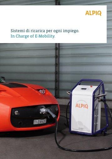 sistemi di ricarica: brossura PDF - Alpiq InTec Italia
