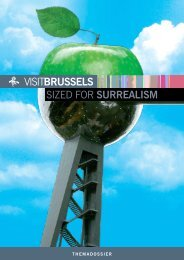 SIZED FOR SURREALISM - VisitBrussels