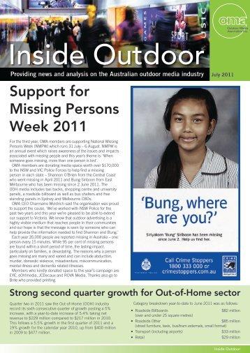 OMA Newsletter July 2011.pdf - Outdoor Media Association