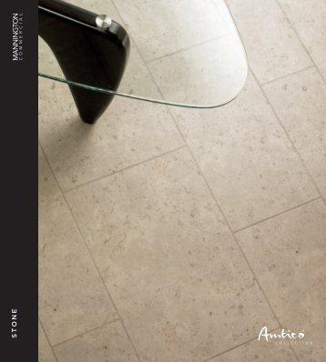 Amtico Stone Brochure - Mannington