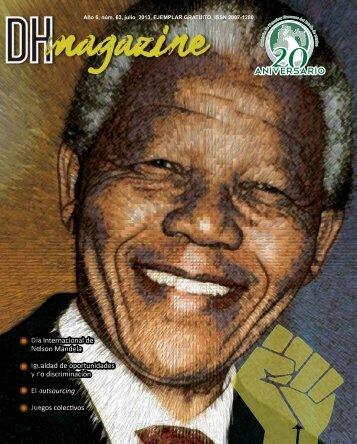 Dia Internacional de Nelson Mandela Igualdad de ... - codhem
