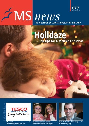 Download PDF - MS News Issue 77 - MS Ireland