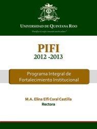 PIFI_ 2012-2013.pdf - Sistema Institucional de Gestión de la Calidad