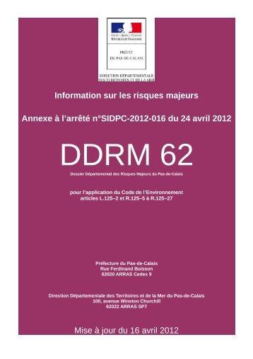 DDRM 2012.pdf - Préfecture