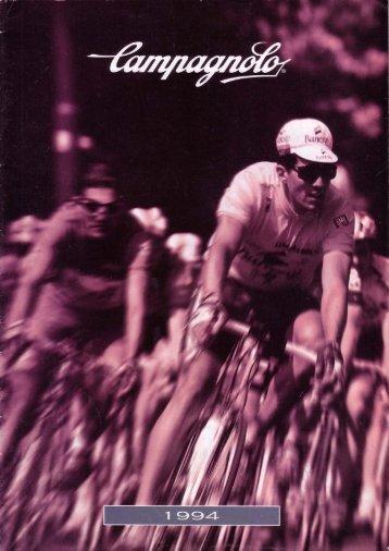 Campagnolo catalogs - Campybike