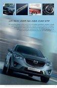 Brosura Noua Mazda CX-5 - Page 3
