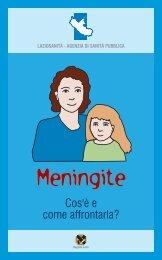 Opuscolo Meningite