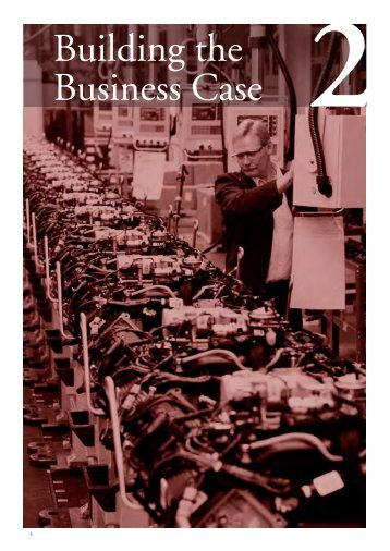 Building the Business Case 2 - IFC