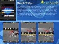 Drunk Widget - RunMob