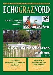 Echo Graz Nord - bei der ÖVP  Andritz