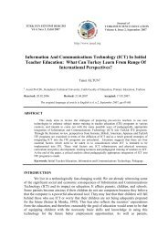 Information And Communications Technology (ICT) In Initial Teacher ...