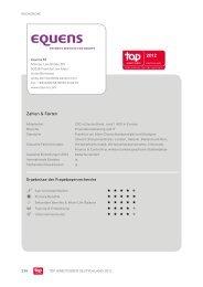 Zahlen & Fakten Ergebnisse der ... - Top Arbeitgeber