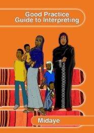 Interpreting Guide Somali - The Forum